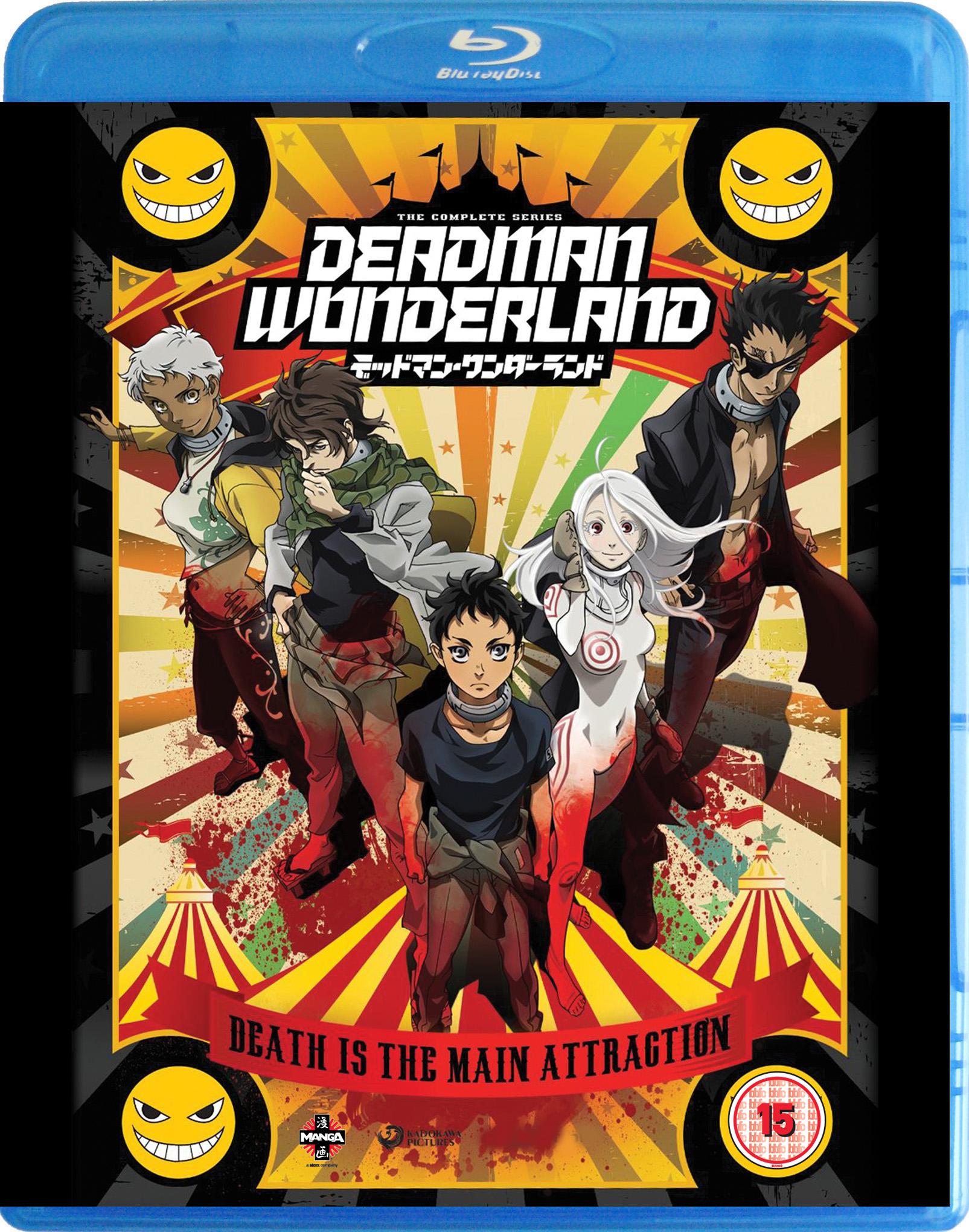 deadman wonderland season 2 Quotes