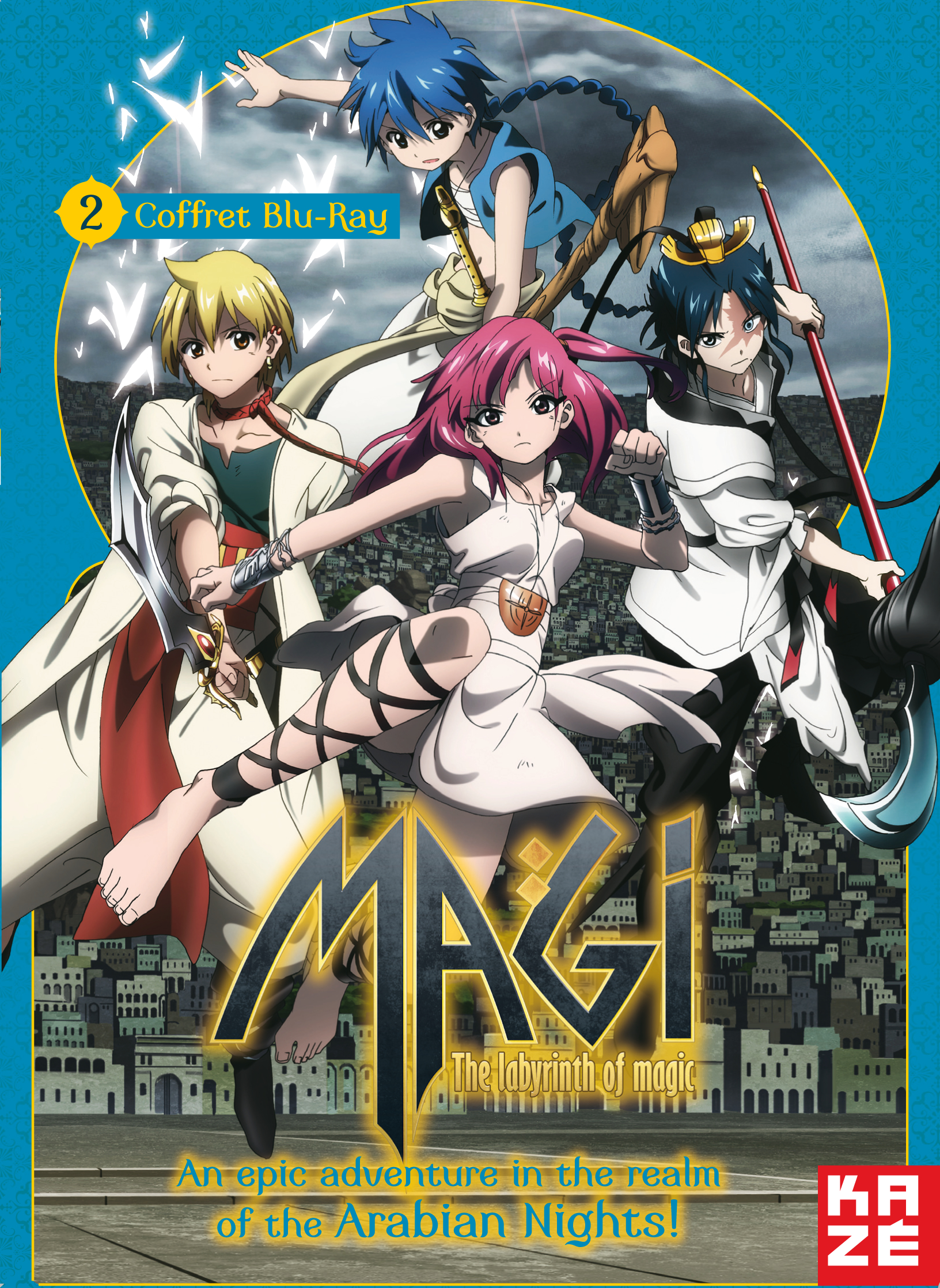 magi season 1 episode 2